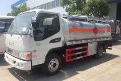 江淮 骏铃 130马力 4X2 加油车(湖北程力)(CLW5070GJYH5)