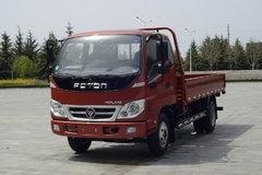 福田时代 M3 110马力 4.23米单排栏板轻卡(BJ1043V9JDA-AC) 卡车图片