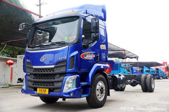 京哎yc��olz+�_3米厢式载货车底盘(lz5180xxym3ab)