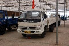 时代领航2 103马力 4.2米单排栏板轻卡(原骑仕3200)(宽体) 卡车图片