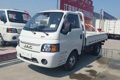江淮 康铃X5 豪华型 1.3L 87马力 3.11米单排栏板微卡(HFC1020PV7E1B3V) 卡车图片