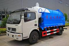 东风 多利卡D7 150马力 4X2 吸污车(润知星牌)(SCS5111GQWE5)