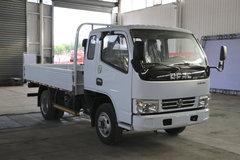 东风 多利卡D5 88马力 3.4米排半栏板轻卡(EQ1041L3BDD) 卡车图片