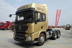 陕汽重卡 德龙X3000 黄金版 550马力 6X4牵引车(SX4250XC4Q2) 卡车图片