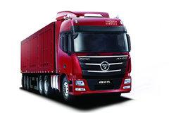 福田 欧曼GTL 6系重卡 标准版 400马力 6X4牵引车(BJ4259SNFKB-AA) 卡车图片