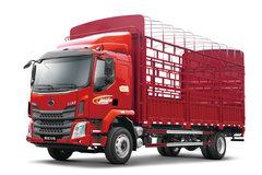东风柳汽 新乘龙M3中卡 185马力 4X2 6.75米排半仓栅式载货车(LZ5161CCYM3AB) 卡车图片