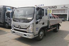 福田 奥铃CTS 131马力 3.83米排半栏板轻卡(BJ1048V9JDA-FA) 卡车图片