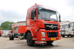 西风商用车 天龙重卡 220马力 4X2 9.6米厢式载货车底盘(DFH5180XXYB1) 卡车图片