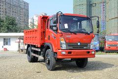 重汽王牌 7系 160马力 4X2 4.44米自卸车(CDW3163A1R5) 卡车图片