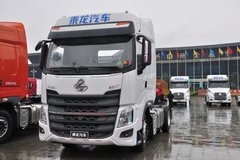 西风柳汽 乘龙H7重卡 460马力 4X2牵引车(LZ4181H7AB) 卡车图片