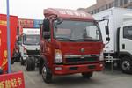中国重汽HOWO 悍将 143马力 4.15米单排厢式轻卡(ZZ5047XXYF3315E145)