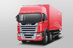 江淮 格尔发K3X重卡 标载型 240马力 6X2 7.8米厢式载货车(HFC5251XXYP2K3D46S2V) 卡车图片