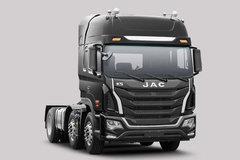 江淮 格尔发K5W重卡 轻量化版 420马力 6X2牵引车(HFC4251P12K7D26S1V) 卡车图片