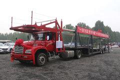 西风柳汽 龙卡重卡 270马力 4X2轿运长头牵引车(LZ4180G2AB) 卡车图片