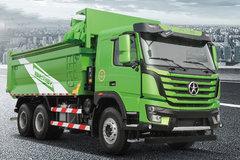 大运 N8V重卡 重载版 336马力 6X4 5.6米自卸车(CGC5250ZLJD5DCGD)