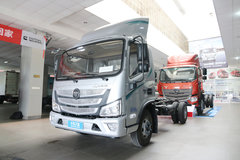 福田 欧马可S3系 超能版 150马力 4.14米单排厢式轻卡底盘(BJ5048XXY-FC) 卡车图片