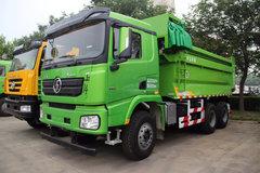陕汽重卡 德龙X3000 350马力 6X4 5.8米新型环保自卸车(SX32505B4042A)