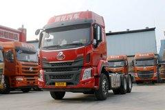 西风柳汽 乘龙H5重卡 375马力 6X4牵引车(LZ4250H5DB) 卡车图片