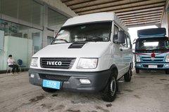 南京依维柯 2017款 新自得 V35  129马力 2.8T封锁货车