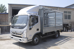 福田 奥铃CTS 131马力 4.18米单排仓栅式轻卡(断气刹)(BJ5045CCY-FA) 卡车图片