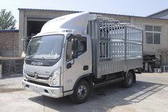 福田 奥铃CTS 131马力 4.18米单排仓栅式轻卡(气绝刹)(BJ5045CCY-FA) 卡车图片