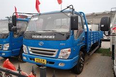 时代领航3 120马力 4X2 6.2米单排栏板载货车(BJ1113VEJEG-S) 卡车图片