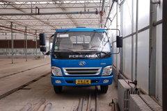 时代领航3 140马力 4X2 6.2米排半栏板载货车(BJ1120VHPFG-S) 卡车图片