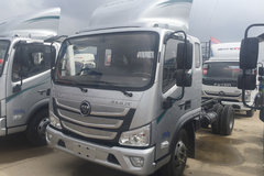福田 欧马可S3系 143马力 3.83米排半仓栅式轻卡底盘(BJ5048CCY-FE) 卡车图片