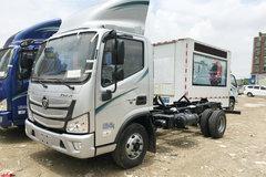 福田 欧马可S3系 131马力 4.14米单排厢式轻卡底盘(BJ5048XXY-FC) 卡车图片