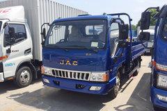 江淮 骏铃E5 120马力 3.85米排半栏板轻卡(HFC1045P92K1C2V) 卡车图片