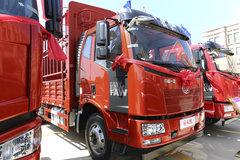 一汽解放 J6L中卡 质慧版 180马力 4X2 6.8米仓栅式载货车(CA5160CCYP62K1L4A1E5) 卡车图片