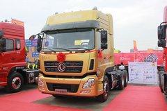 东风商用车 天龙重卡 启航版 520马力 6X4牵引车(DFH4251AX4AV) 卡车图片