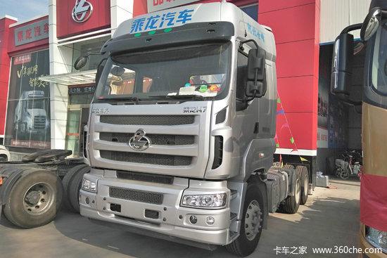东风柳汽 乘龙m7重卡 财富版 430马力 6x4牵引车(lz4251m7db)