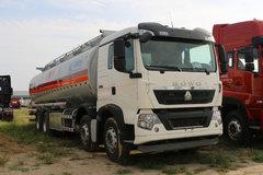 中国重汽 HOWO T5G 340马力 8X4 油罐车(开乐牌)(AKL5320GYYZZ01)
