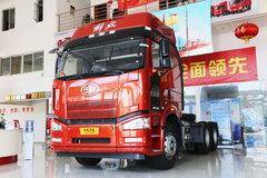 一汽解放 J6P重卡 舒适版 500马力 6X4牵引车(CA4250P66K25T1A1E5) 卡车图片