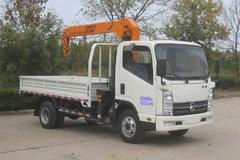 凯马 凯捷M 95马力 3.5米随车吊(KMC5042JSQA33D5)
