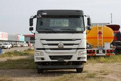 中国重汽 HOWO重卡 380马力 8X4 5.7方京五搅拌车(ZZ5317GJBN3667E1)