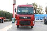 青岛解放 新大威重卡 310马力 8X2 9.6米栏板载货车(CA1310P2K2L7T10EA80)