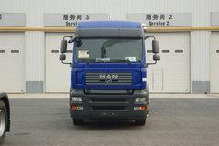 曼(MAN) TGA系列重卡 430马力 6X4 牵引车(型号:33.430) 卡车图片