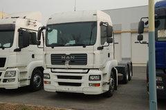 曼(MAN) TGA系列重卡 390马力 6X4 牵引车(型号:33.390) 卡车图片