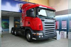 斯堪尼亚 G系列重卡 380马力 6X2 牵引车(型号G380 LA6X2MNA) 卡车图片