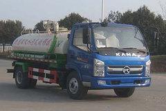 凯马 骏驰 116马力 4X2 吸粪车(KMC5086GXEA33D5)