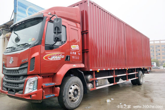 京哎yc��olz+�_东风柳汽 新乘龙m3中卡 185马力 4x2 7.7米厢式载货车(lz5180xxym3ab)