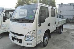 跃进 小福星S50Q 1.3L 87马力 汽油 2.605米双排栏板微卡(SH1032PBGBNS) 卡车图片