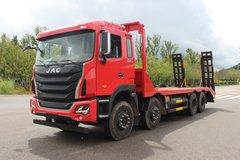 江淮 格尔发K5W 350马力 8X4平板运输车(HFC5311TPBP1K4H38S3V)