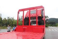 江淮 格尔发K5L 180马力 4X2平板运输车(DLQ5180TPBXK5)