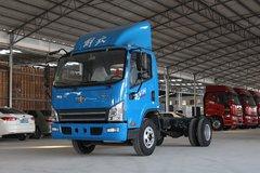 束缚 虎VH 130马力 4.21米单排厢式轻卡底盘(潍柴)(CA5041XXYP40K2L1E5A84-3) 卡车图片