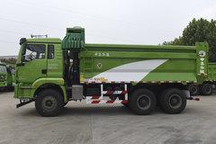 陕汽重卡 德龙新M3000 350马力 6X4 5.6米自卸车(SX3250MB3841A) 卡车图片