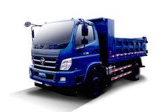 福田 瑞沃E3 工程型 160马力 4X2 4米自卸车(BJ3163DJPEA-FB) 卡车图片