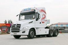 东风柳汽 乘龙T7重卡 500马力 6X4长头牵引车(LZ4251T7DB)